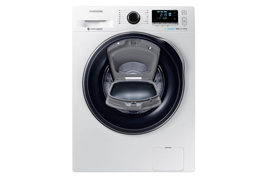 Samsung WW90K6604QW wit Wasmachine 2