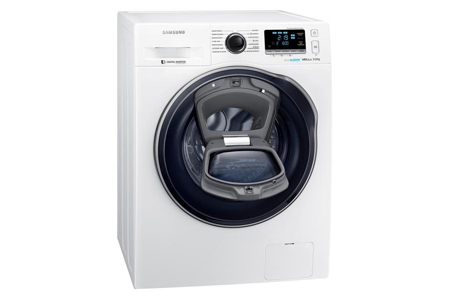 Samsung WW90K6604QW wit Wasmachine 6
