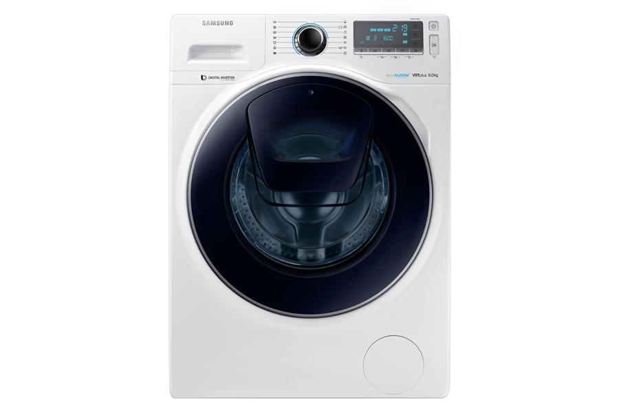 Samsung WW80K7605OW wit Wasmachine 1