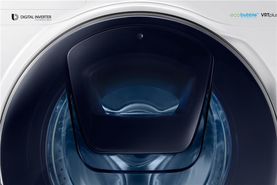 Samsung WW80K7605OW wit Wasmachine 3