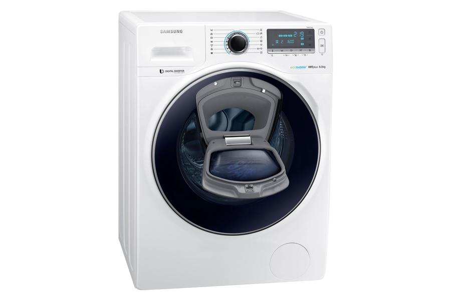 Samsung WW80K7605OW wit Wasmachine 5