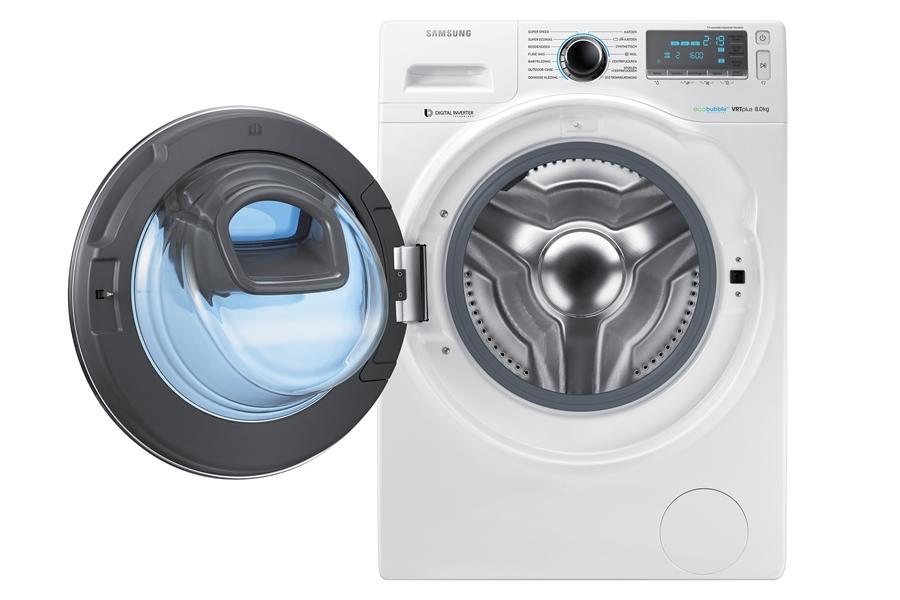 Samsung WW80K7605OW wit Wasmachine 6