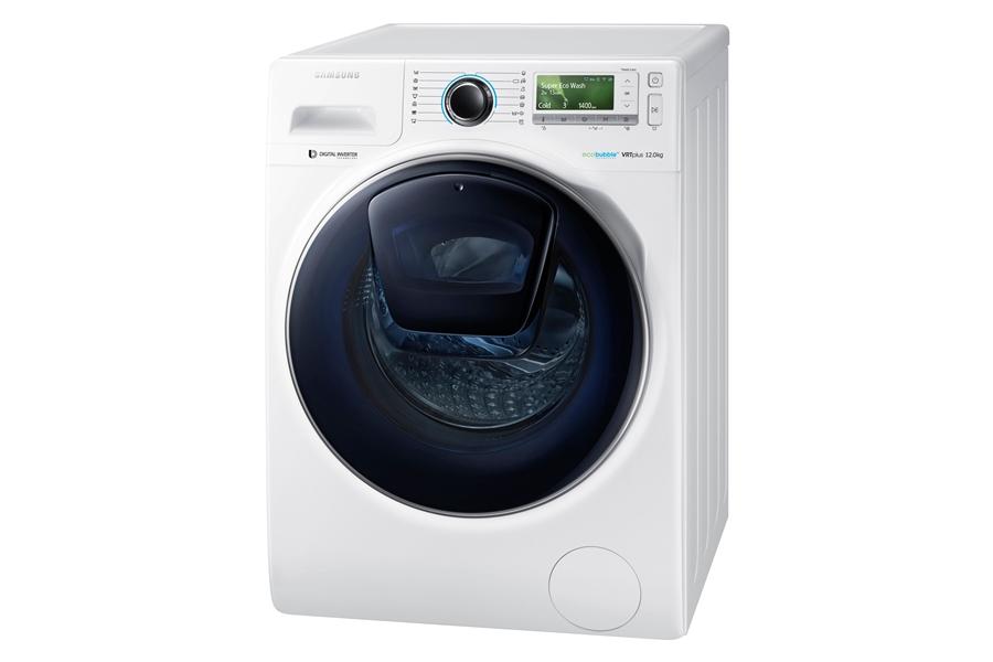 Samsung WW12K8402OW wit Wasmachine 2