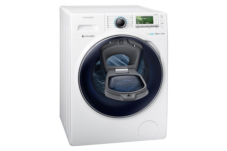 Samsung WW12K8402OW wit Wasmachine 3