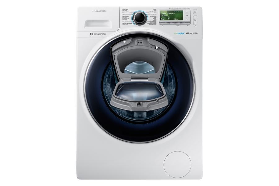 Samsung WW12K8402OW wit Wasmachine 4