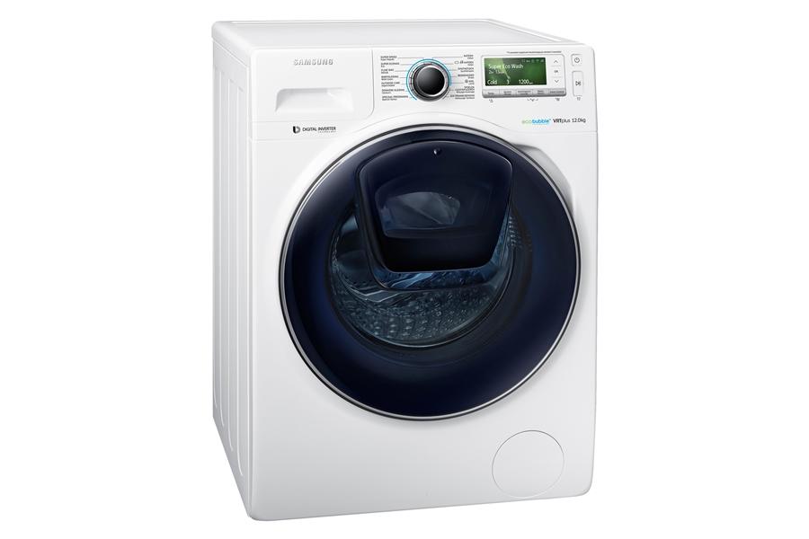 Samsung WW12K8402OW wit Wasmachine 5