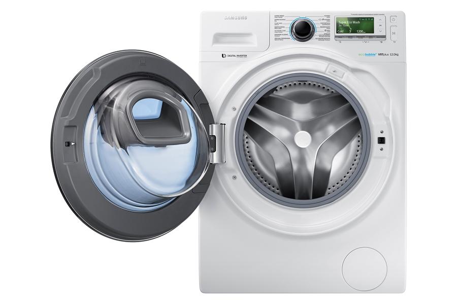 Samsung WW12K8402OW wit Wasmachine 6