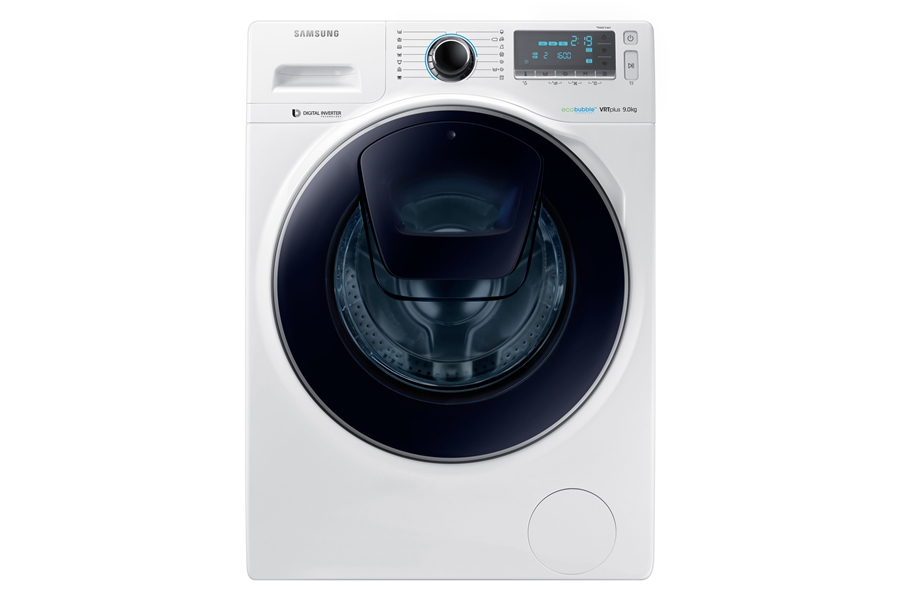 Samsung WW90K7605OW wit Wasmachine 1