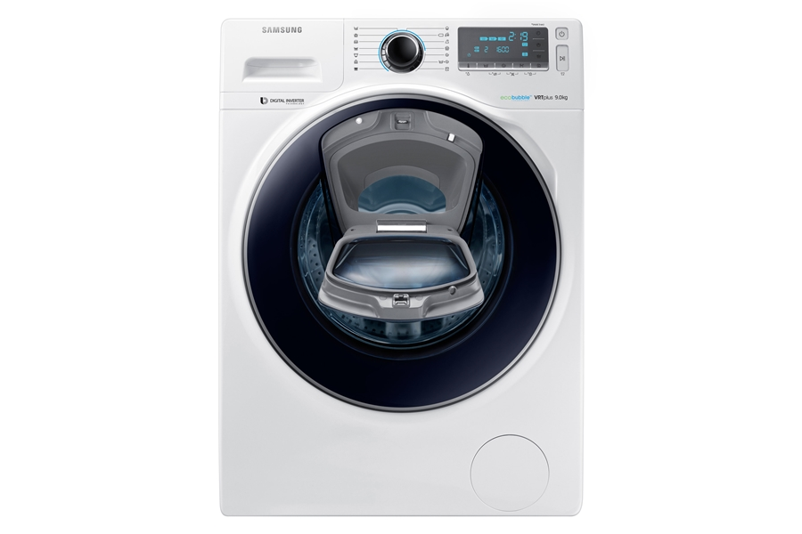 Samsung WW90K7605OW wit Wasmachine 2