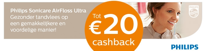 Philips Oral Healthcare cashback