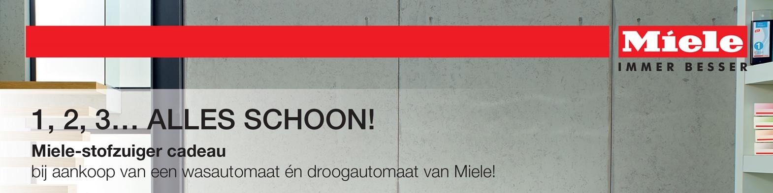 Miele Complete C2 EcoLine t.w.v. 189,95 euro cadeau | Miele wasmachines en drogers | EP.nl