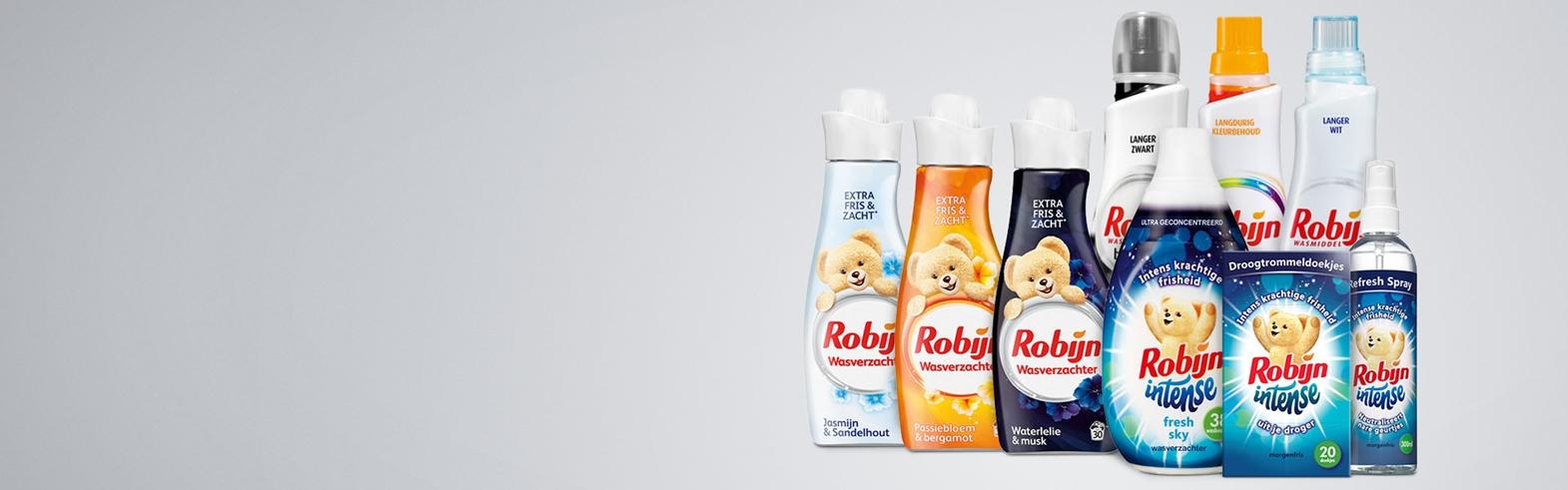 Samsung wasmachine | Robijn Waspakket cadeau
