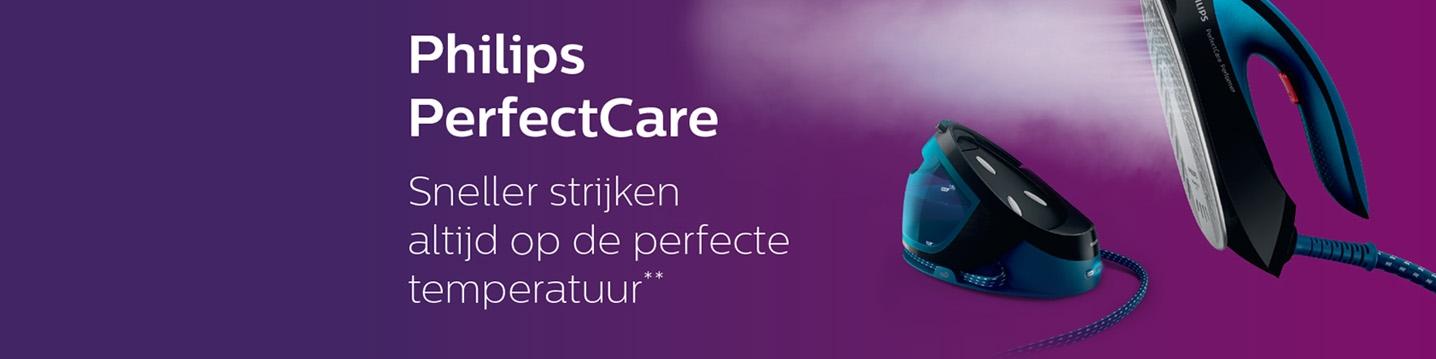 Philips PerfectCare stoomgenerator tot 50,- cashback