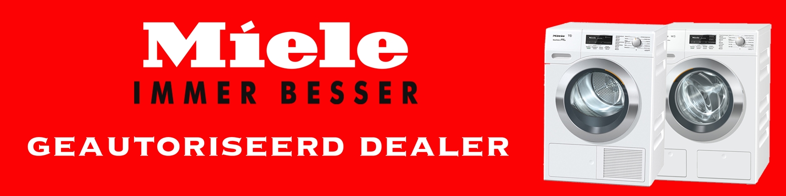 Miele Dealer