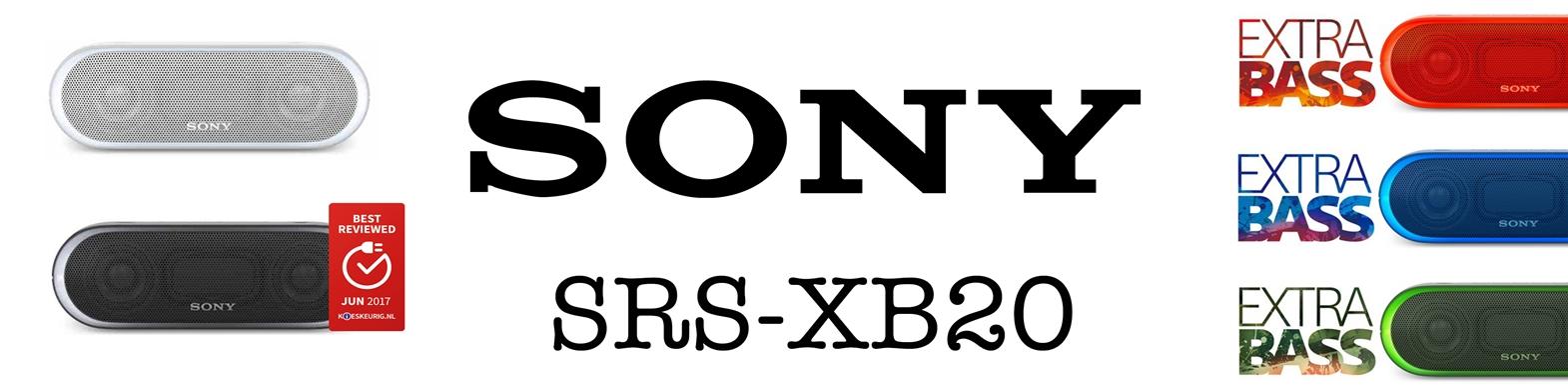 SRS-XB20