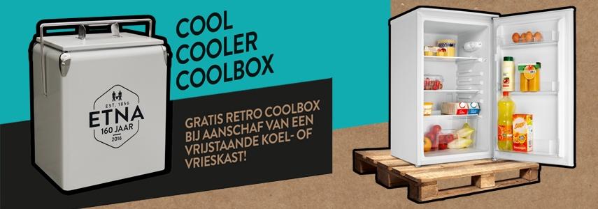 ETNA koelen met gratis retro coolbox