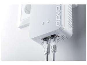 Powerline adapter via netwerk