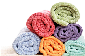 Warmtepompdroger handdoek
