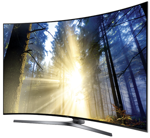Samsung Curved SUHD TV