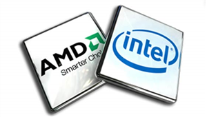 AMD of Intel Core processor