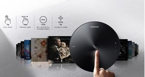 Samsung wireless audio R5