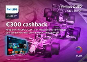 Maak kans op reis naar GP Abu Dhabi + 300,- cashback