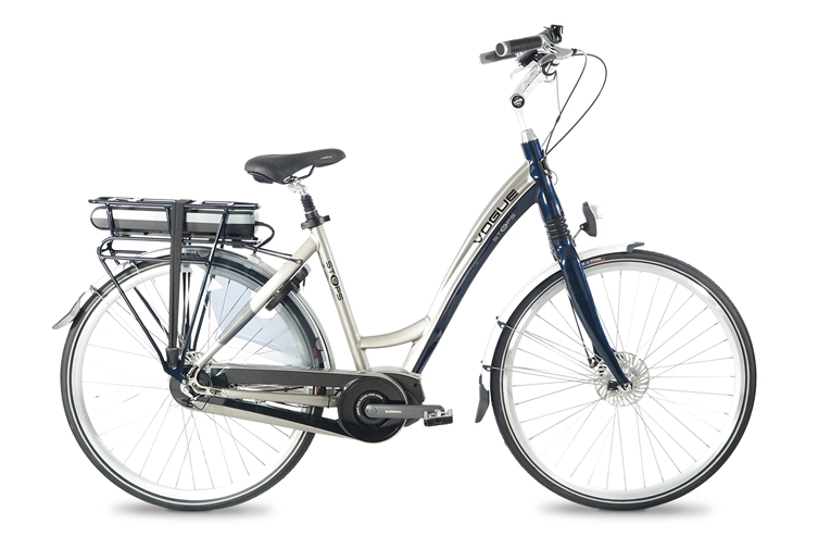 Vogue E-bike Steps
