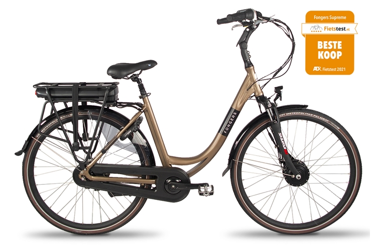 Fongers Supreme RB Deluxe 600Wh