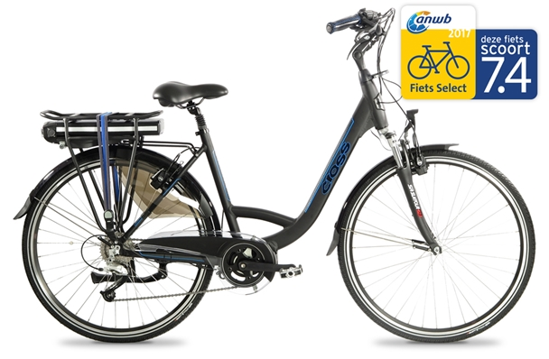 Goedkope fiets Cross Barletta