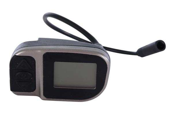Cross LCD Cruiser Display