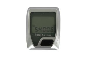 Union Fietscomputer 10N functies