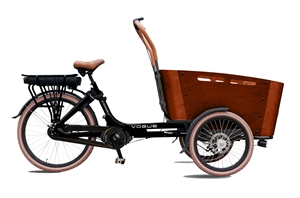 Vogue E-bakfiets Carry N7