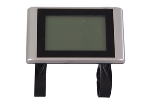 Cross LCD + Bediening Zilver