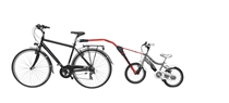 Peruzzo Trail Angel Cycle Towing Bar
