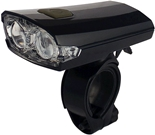Union Koplamp LED UN 160 zwart