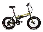 Wido E-folding Fat Bike 250 Wh