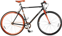 Stokvis Fixed Bike Oranje