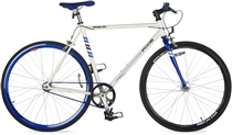 Stokvis Fixed Bike Blauw