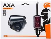 Axa Greenline verlichting set 8 lux