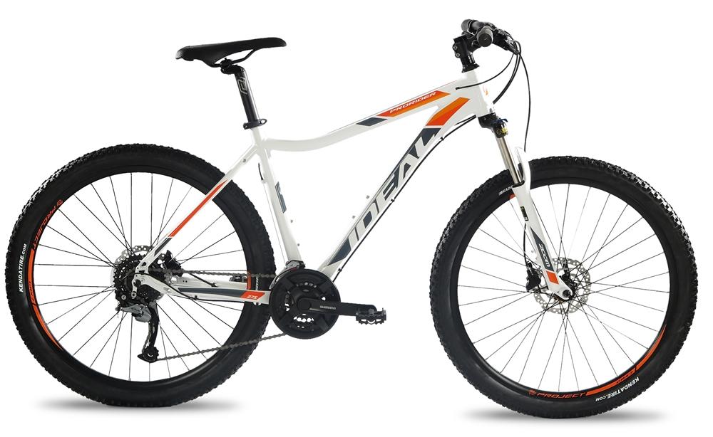 Ideal Pro Rider Uni 27.5″ 48 cm Wit/oranje