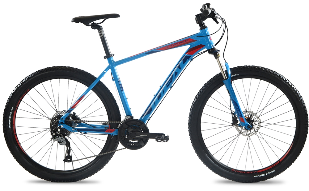Ideal Strobe 29″ 56 cm Blauw/rood