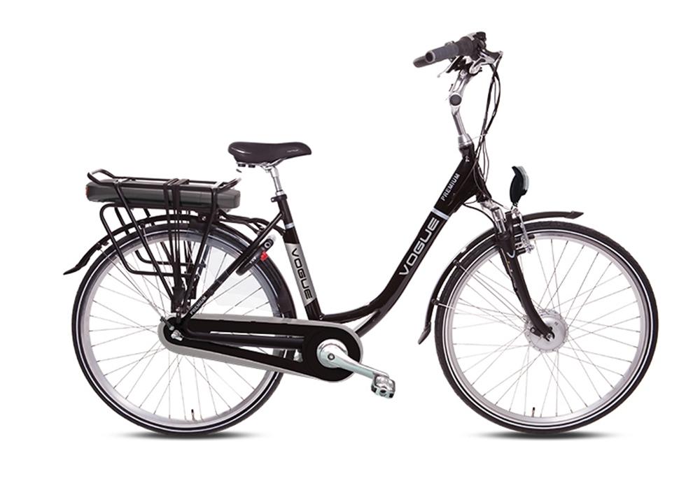 Vogue Premium N7 50 cm Zwart