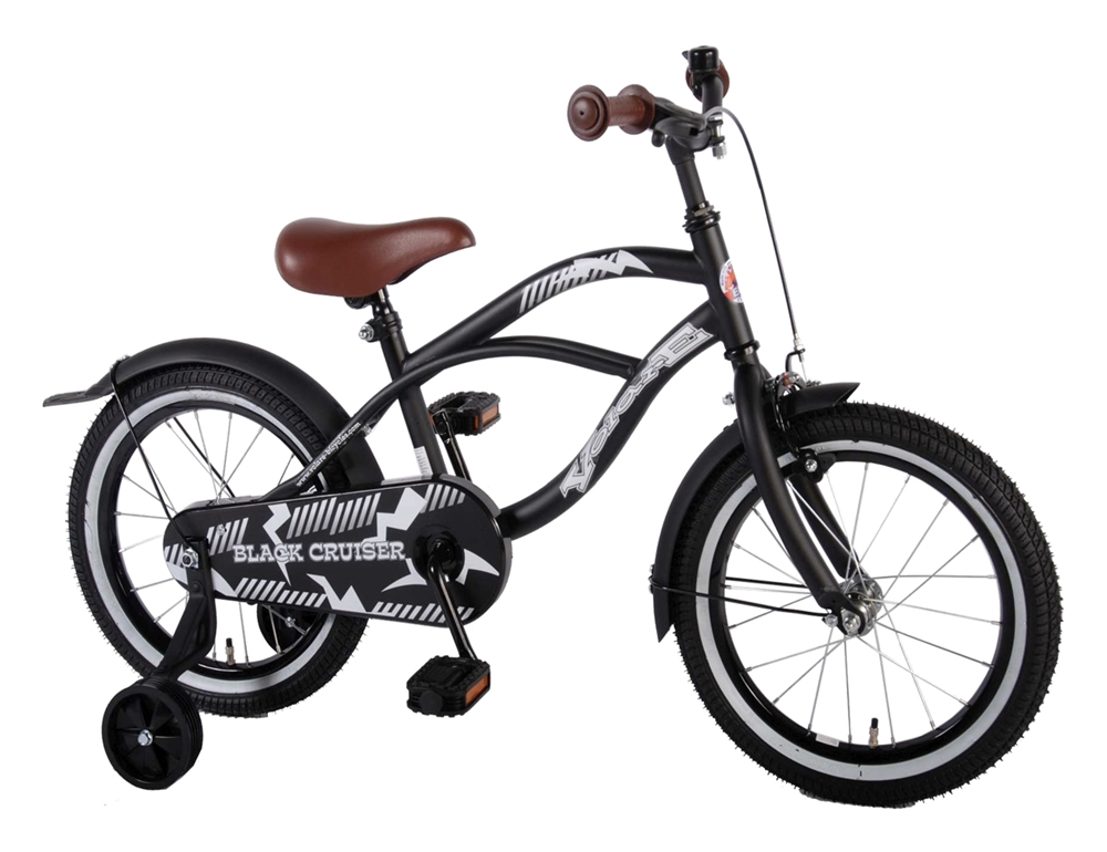 Volare Cruiser Black 16""