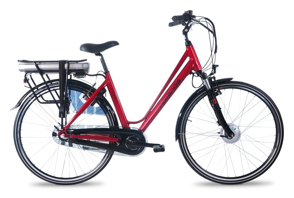 Hollandia E-bike Fronta N3