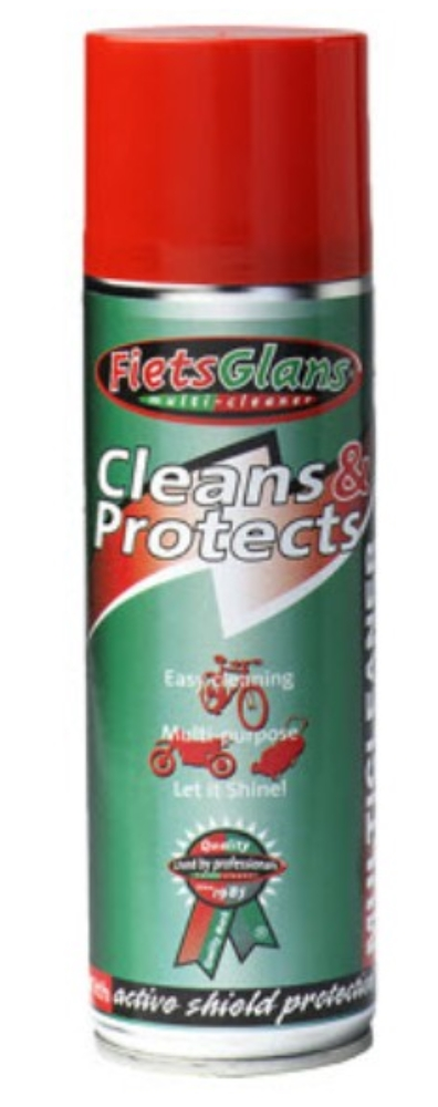 Fietsglans Cleans and Protects