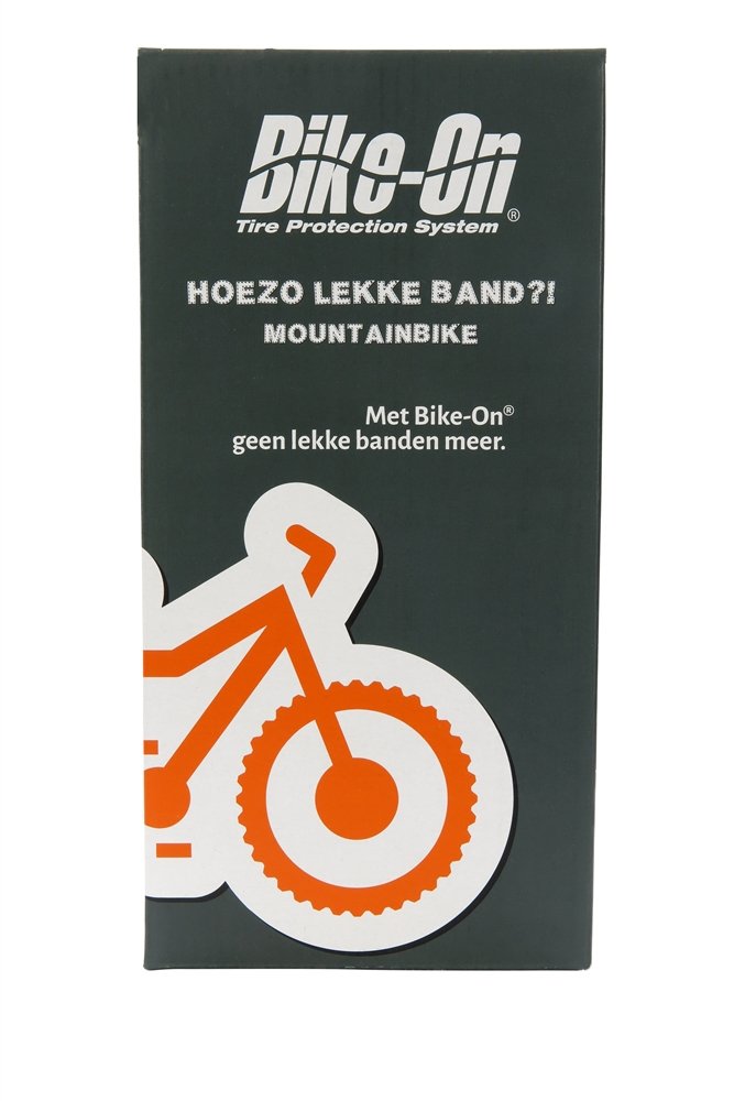 Bike-On tire protection system mountainbike