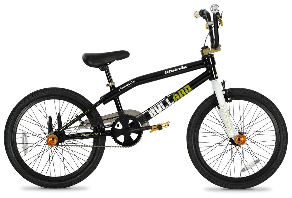 Bmx fietsen