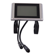 Cross  LCD Zilver