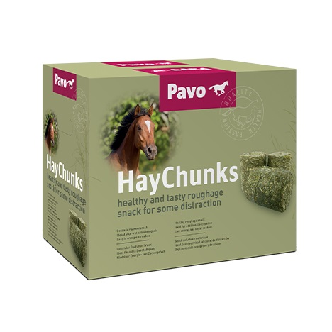 Pavo HayChunks