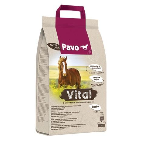 Pavo Vital